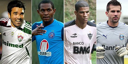 Deco, Jobson, Leonardo Silva ou Victor? Escolha o craque da 2ª rodada