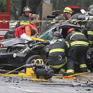 São Paulo tem manhã de chuva e acidentes de trânsito