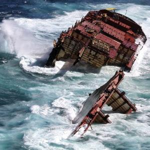 Marinha da Nova Zelândia/AFP