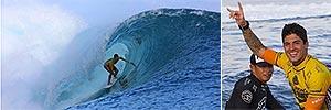Gregory Boissy/AFP Will Hayden-Smith/Divulgação/ASP