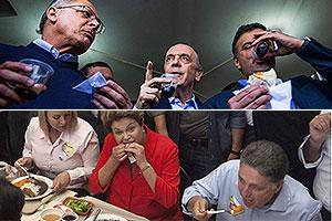 Apu Gomes - 29.ago.2014/Folhapress - Rony Maltz - 27.ago.2014/Folhapress