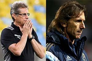 Divulgação ? 18.mar.14/Santos FC e Friedemann Vogel - arquivo/Getty Images