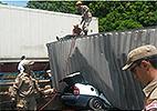 Divulgação/Corpo de Bombeiros