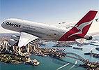 Divulgação/Qantas Airlines