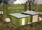 Reprodução/Tiger Log Cabins